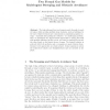 Two Formal Gas Models for Multi-agent Sweeping and Obstacle Avoidance