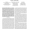 Two-Way Transmission Capacity of Wireless Ad-hoc Networks