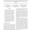 Ultimate approximations in nonmonotonic knowledge representation systems