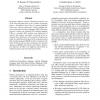 UML + ROOM as a Standard ADL?