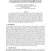 UML System-Level Analysis and Design of Secure Communication Schemes for Embedded Systems