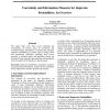 Uncertainty and Information Measures for Imprecise Probabilities: An Overview