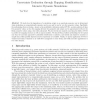 Uncertainty Evaluation Through Mapping Identification in Intensive Dynamic Simulations