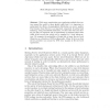 Uncertainty in Global Application Services with Load Sharing Policy