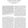 Uncertainty Mitigation for Utility-Oriented Routing in Wireless Ad Hoc Networks