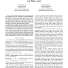 Unconstrained minimization of quadratic functions via min-sum