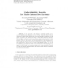 Undecidability Results for Finite Interactive Systems