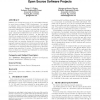 Understanding broadcast based peer review on open source software projects
