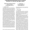 Understanding decentralised control of resource allocation in a minimal multi-agent system