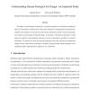 Understanding human strategies for change: an empirical study