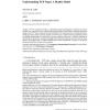 Understanding TCP Vegas: a duality model