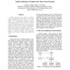 Unified Modeling of Complex Real-Time Control Systems