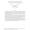 Universal Semantic Communication II: A Theory of Goal-Oriented Communication