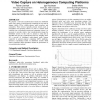 Universal synchronization scheme for distributed audio-video capture on heterogeneous computing platforms