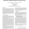 University of Glasgow at TREC 2007: Experiments in Blog and Enterprise Tracks with Terrier