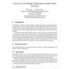University of Lethbridge's Participation in TREC 2004 QA Track