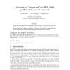 University of Twente at GeoCLEF 2006: Geofiltered Document Retrieval