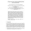 Unsupervised Feature Selection in High Dimensional Spaces and Uncertainty