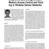 Unsynchronized Energy-Efficient Medium Access Control and Routing in Wireless Sensor Networks