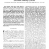 Uplink synchronization in OFDMA spectrum-sharing systems
