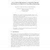 Use of Fuzzy Histograms to Model the Spatial Distribution of Objects in Case-Based Reasoning
