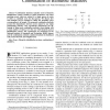 Use of Identification Trial Statistics for the Combination of Biometric Matchers