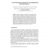 Use of Performance Technology for the Management of Distributed Systems