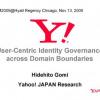 User-centric identity governance across domain boundaries