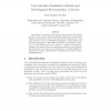 User Interface Declarative Models and Development Environments: A Survey