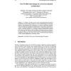 User Profile Interchange in a Service-oriented Architecture