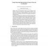 Using Clustering Information for Sensor Network Localization