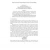 Using constraint programming for lattice protein folding
