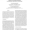 Using Grey-Level and Distance Information for Medial Surface Representation of Volume Images