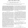 Using Higher Order Cyclostationarity to Identify Space-Time Block Codes