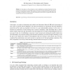 Using Legal Ontology for Query Enhancement in Generating a Document Summary