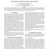 Using Lexical Acquisition to Enrich a Predicate Argument Reusable Database