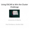 Using OSCAR to Win the Cluster Challenge