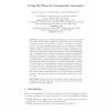 Using PQ Trees for Comparative Genomics