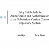 Using Shibboleth for Authorization and Authentication to the Subversion Version Control Repository System