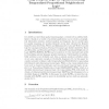 Using Temporal Logic for Spatial Reasoning: Temporalized Propositional Neighborhood Logic
