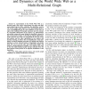 Using Text Analysis to Understand the Structure and Dynamics of the World Wide Web as a Multi-Relational Graph