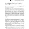 Using UML Profiles for Documenting Web-Based Application Frameworks