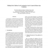 Utilizing non-uniform cost learning for active control of inter-class confusion