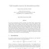 Valid inequalities based on the interpolation procedure
