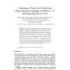 Validating a High Level Behavioral Representation Language (HERBAL): A Docking Study for ACT-R