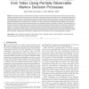 Value-Directed Human Behavior Analysis from Video Using Partially Observable Markov Decision Processes