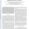 Vandermonde-subspace frequency division multiplexing receiver analysis