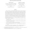 Vapnik-Chervonenkis Dimension of Recurrent Neural Networks