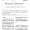 Variable structure control of a class of uncertain systems