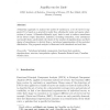 Variational Bayesian functional PCA